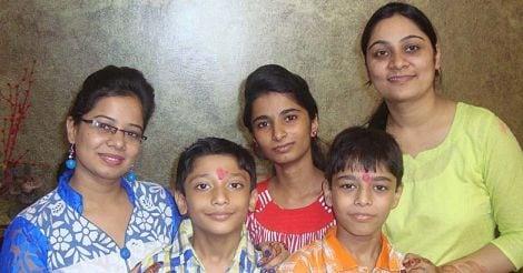 Delhi Burari Family
