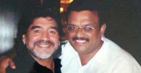 Maradona, Hisham Hassan