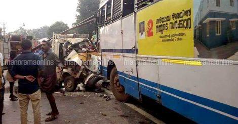 Chengannur Accident