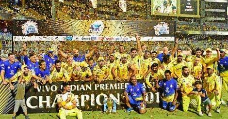 IPL Chennai Champions