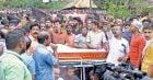 Sanal death protest