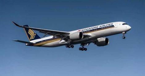 Singapore Airlines Nonstop Flight