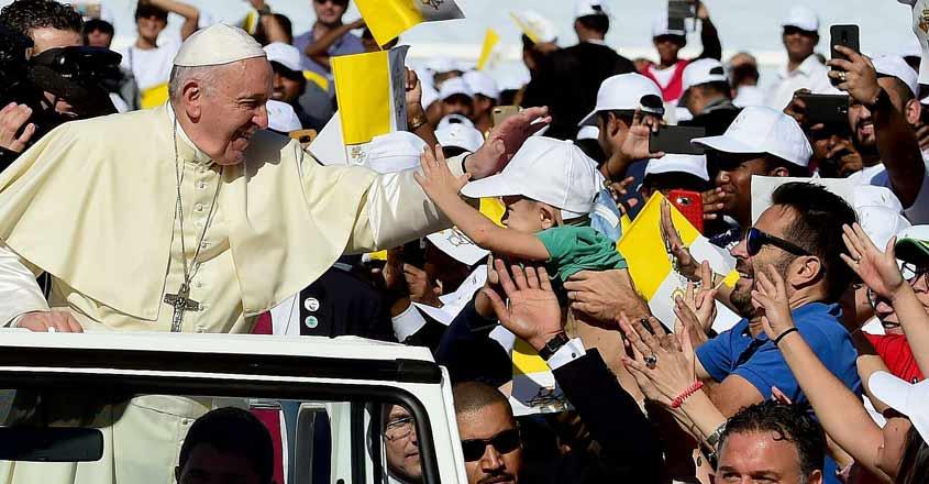 Pope Francis UAE visit