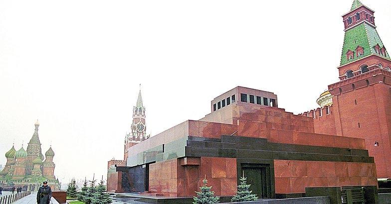 Mausoleum-Lenin