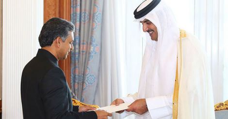 qatar-india
