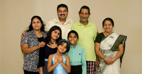 my-family-satheesh