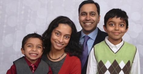 Raja-Krishnamoorthi's-Run-For-US-Congress