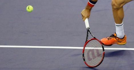 tennis representational image