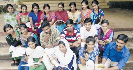 c-achuthamenon-college-nss-unit-team