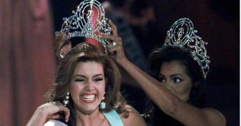 Campaign 2016 Debate Miss Universe