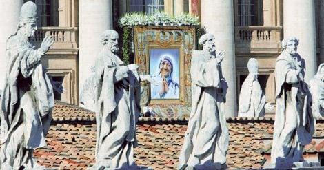 VATICAN-POPE-THERESA