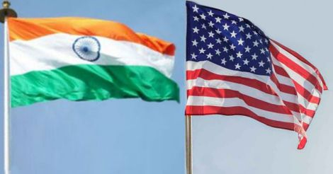 india-america-flags
