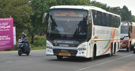 KSRTC-Scania