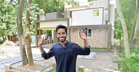 എസ്. അനന്തു.   ചിത്രം: ജാക്സൺ ആറാട്ടുകുളം