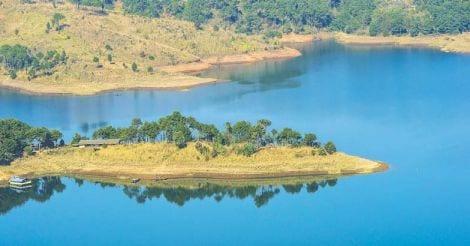 Chirapunji-dam
