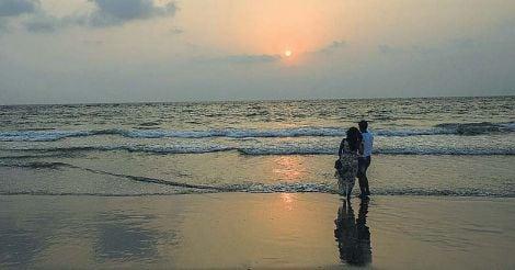 goa-Candolim-Beach