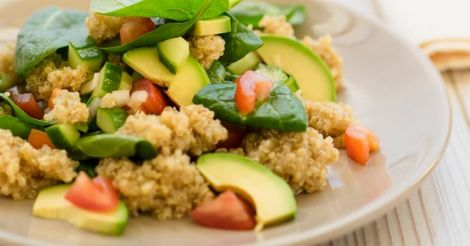 quinoa-avocado-salad