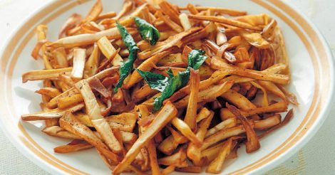 Jackfruit Masala Chips