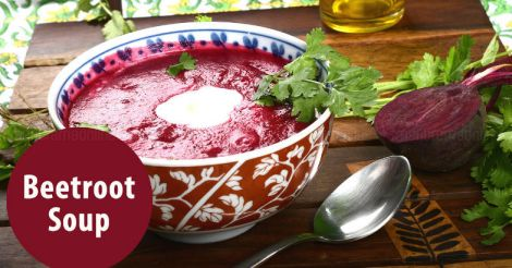 beetroot-soup