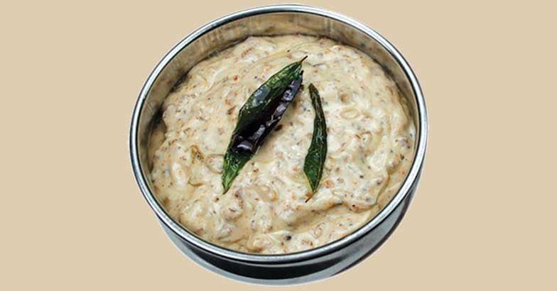 Pachadi Recipe