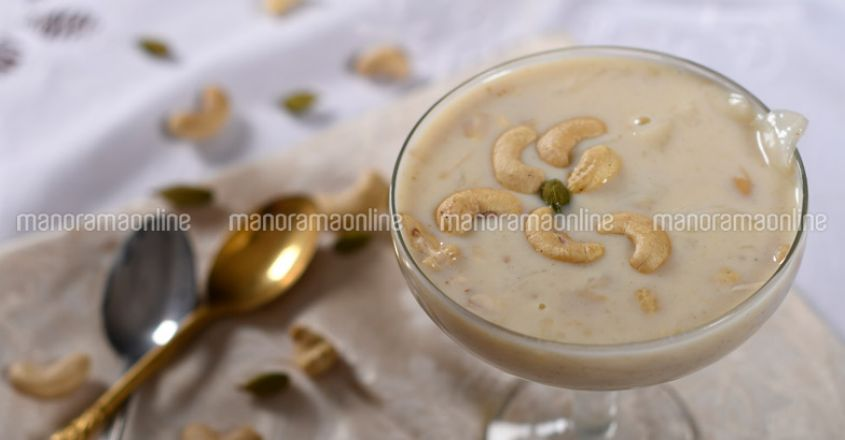 mrs-k-m-mathew-recipe-tender-coconut-payasam