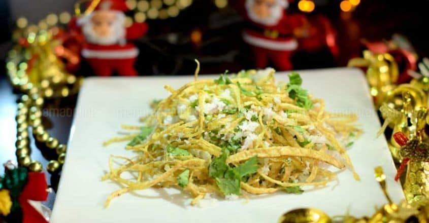 yam-salad