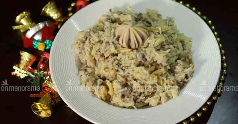 mushroom-rice-recipe
