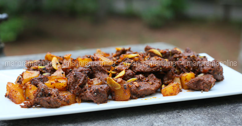 Beef Vattichu Varathathu