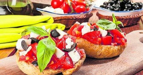feta-olives