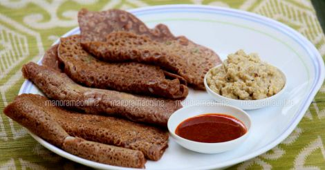 ragi-wheat-dosa