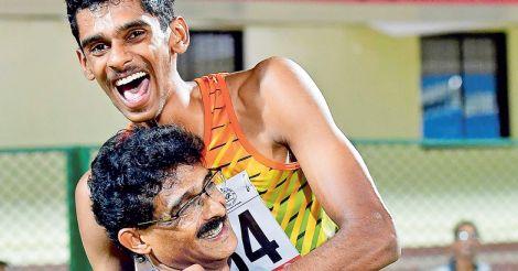 m-sreesankar-long-jump-father