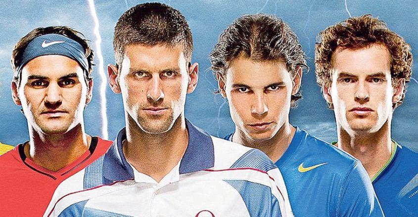 Federer-Djokovic-Nadal-Murray