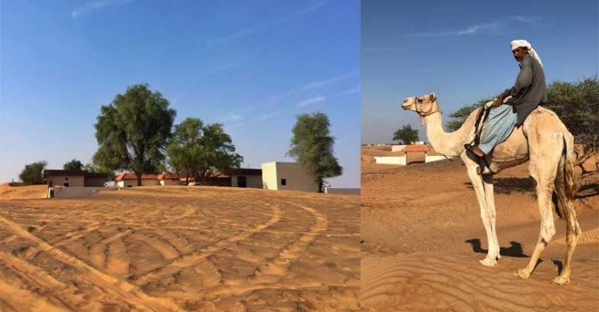 al-madam-desert-village