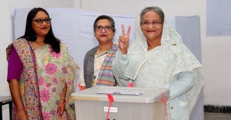 BANGLADESH-ELECTION