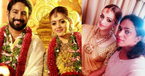 Bhavana Renju Wedding