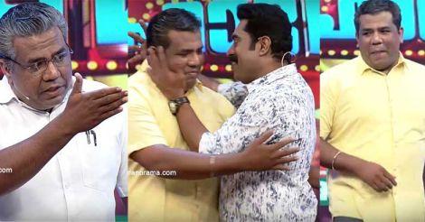 takarppan-comedy-mimicry-mahamela-pinarayi-vijayan-performance