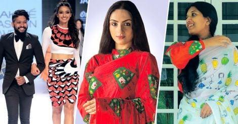 Trends in saree
