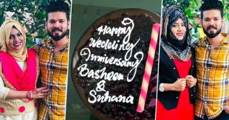 basheer-bashi-wedding-anniversary-celebrations