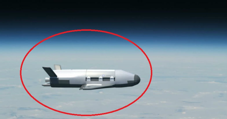 x-37b-space