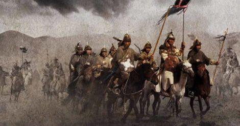 genghis-khan-army