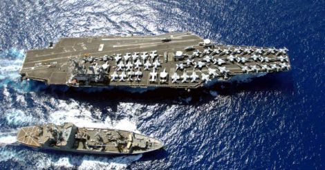 US-Aircraft-Carriers