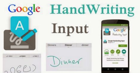 google-handwriting