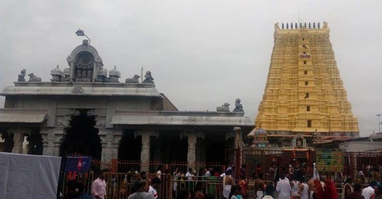 Rameshwaram-Temple....
