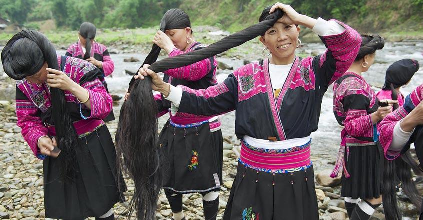 Longji-village-china