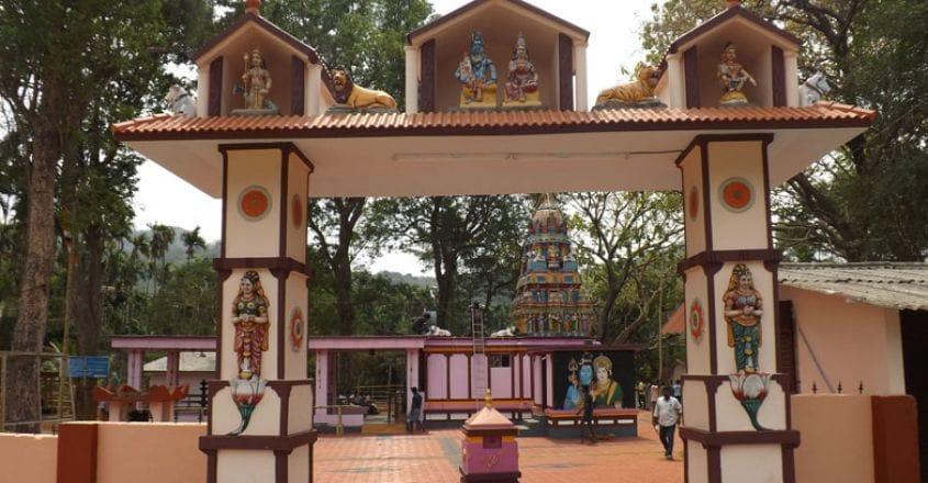 അട്ടപ്പാടിയിലെ മല്ലീശ്വര ക്ഷേത്രം
