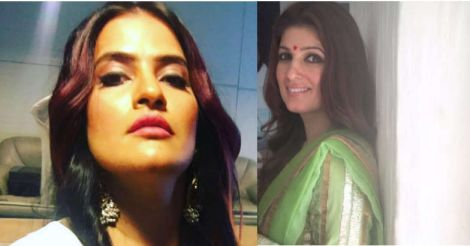 Sona Mohapatra, Twinkle Khanna