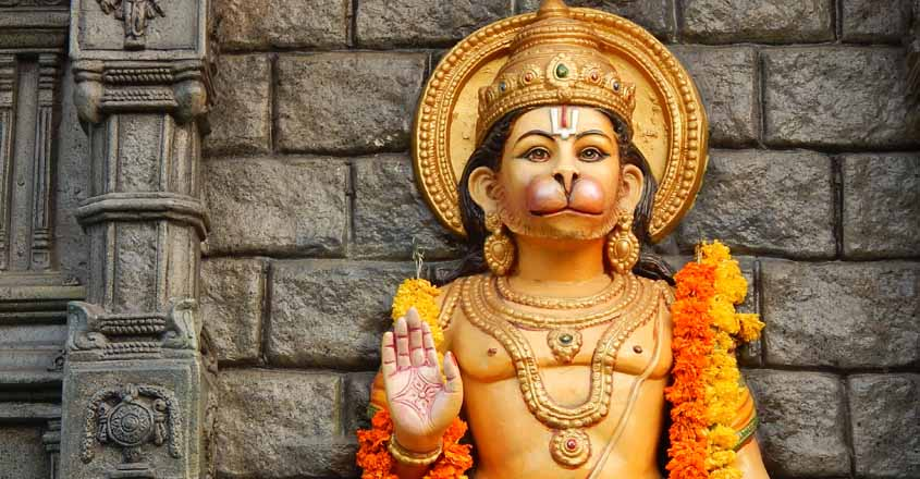 Hanuman-Swami-Blessing