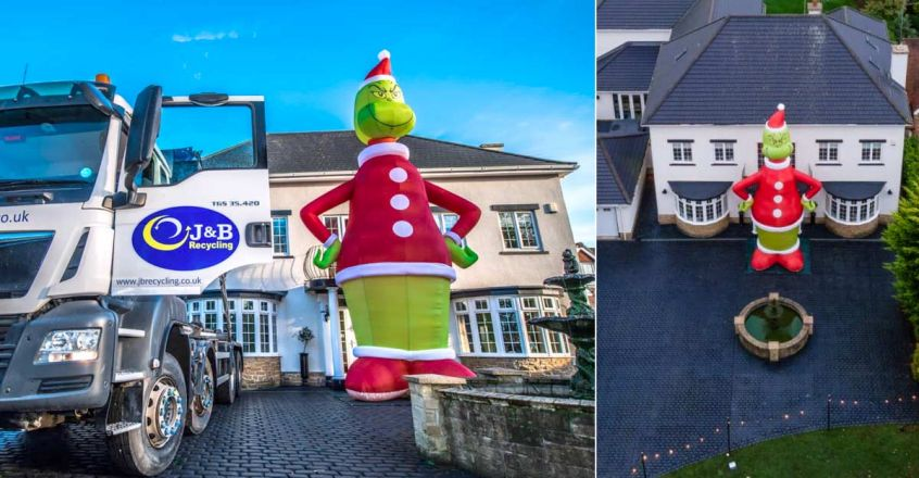 father-accidentally-orders-35-ft-inflatable-grinch-thats-taller-than-his-house