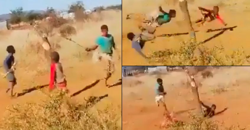 three-little-kids-playing-in-madhya-pradesh-viral-video