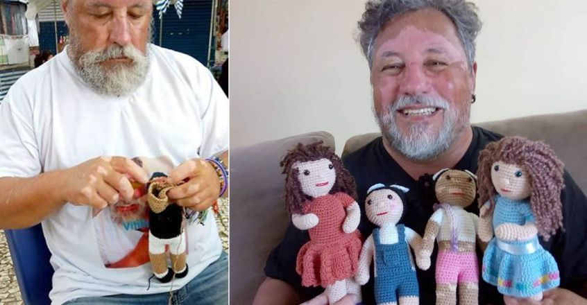 vitiligo-grandfather-knits-dolls-to-make-children-with-this-condition-feel-better1